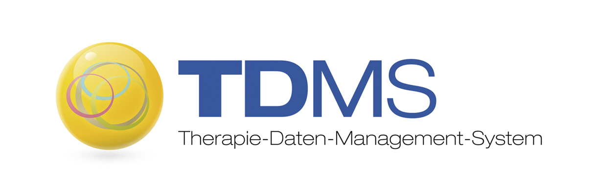 Fresenius Medical Care — Therapie-Daten-Management-SystemTherapie-Daten-Management-System(TDMS) – Logo